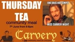 TT Carvery ad